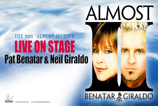 2005 GIRALDO tour ad