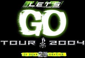 2004 tour logo