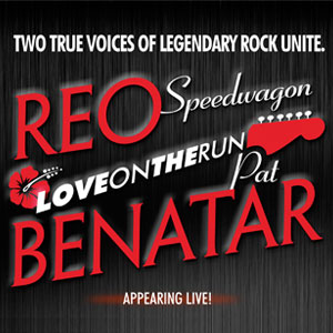 rep, benatar love on the run
