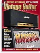 vintage guitar cover