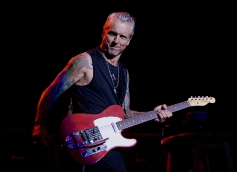 Neil Giraldo by PAUL BERSEBACH, THE ORANGE COUNTY REGISTER