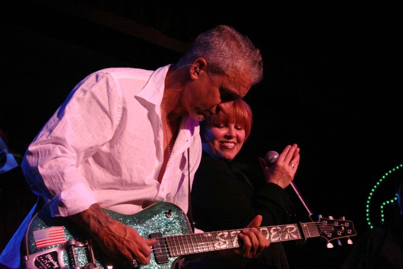 neil giraldo and pat benatar at bbs