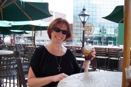 chillin' at the hard rock!, baltimore 6/24/08 photo by danielle severino