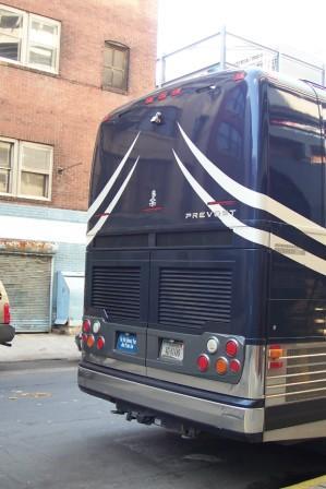 tour bus!, baltimore 6/24/08 photo by danielle severino
