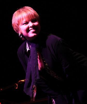 Pat Benatar, photo by Jim Hendershot 6/24/08