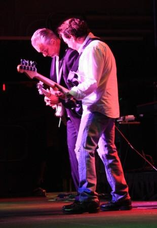Neil Giraldo and Mick Mahan, photo by Jim Hendershot 6/24/08