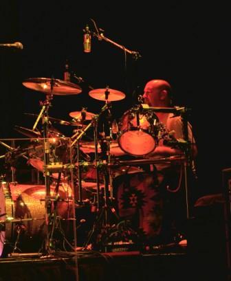 Chris Ralles, photo by Jim Hendershot 6/24/08