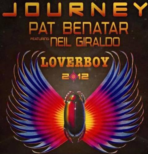 journey, benatar-giraldo logo