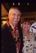 NEIL!!! and Pat in Maui