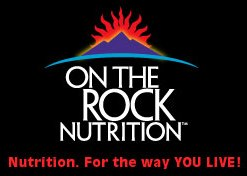 on the rock logo