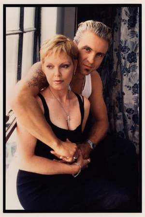 Pat Benatar & Neil Giraldo promo photo