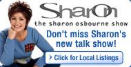 sharon osbourne promo