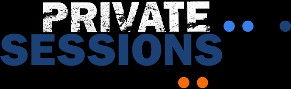 A&E private sessions logo