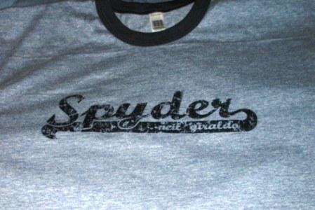 SPYDER shirt