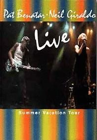 2001 tour logo