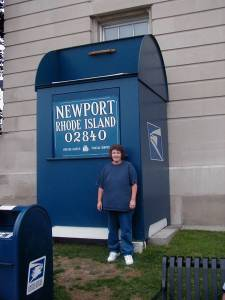newport mailbox